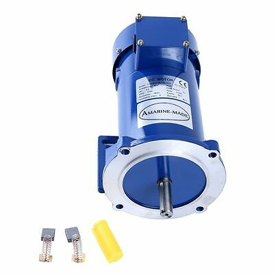 Great design 1/2HP, 56C, 90V, 1750RPM, TEFC, PERMANENT MAGNET,DC MOTOR