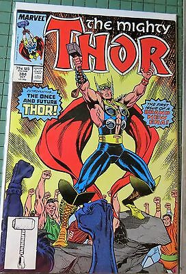 The Mighty Thor #384   Marvel Comics Copper Age Lot C477