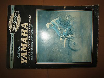 Yamaha Dt & Mx series singles 1977-1983 service repair performance