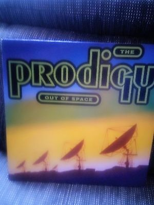 """The Prodigy – Out Of Space  12"""" Vinyl Schallplatte *RARE*"""