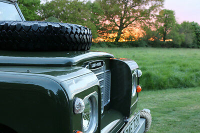 Land Rover Series III    Genuine 45,500 miles   Outstanding Time Warp Condition