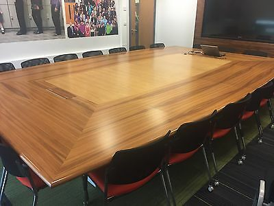 """Conference Table/Meeting Table/Boardroom Table 173"""" x 110"""" x 29"""""""