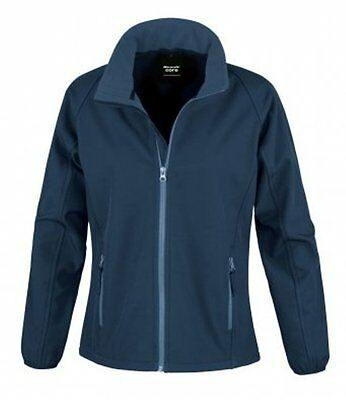 PERSONALISED EMBROIDERED LADIES HORSE/RIDING CLUB Soft Shell Jacket