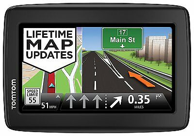 TomTom VAI1415M (Lifetime Maps USA, Can&Mex) GPS - New in original packaging!