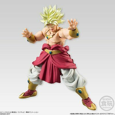 DRAGON BALL Z SHODO Vol. 5 BROLY FIGURE FIGURA NEW BANDAI. PRE-ORDER