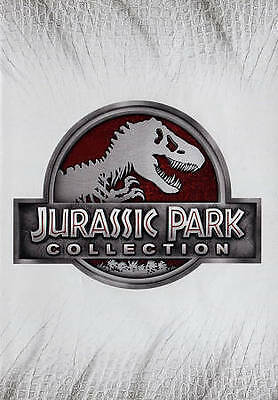 Jurassic Park Collection DVD