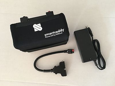 18-27 Hole Smartcaddy  Lithium Golf Battery Pack Fits All Electric Golf Trolleys