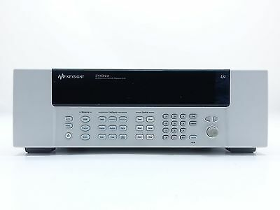 Keysight Used 34980A Multifunction Switch/Measure Unit incl.DMM (Agilent)