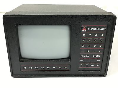 Anilam Super Wizard A1470041 CNC CRT - For Parts or Repair