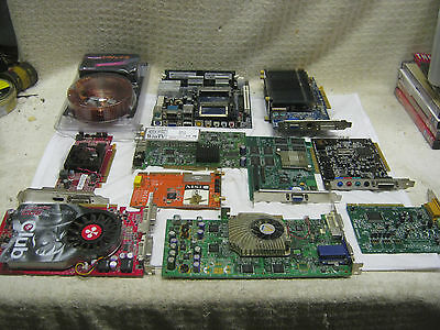 Job Lot of Computer Parts (Spares and Repairs)