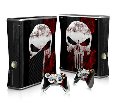 Video Games & Consoles Video Game Accessories The Cheapest Price Punisher Xbox One S 2 Sticker Console Decal Xbox One Controller Vinyl Skin