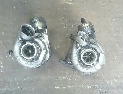 99-05 Mercedes W163 Ml 270 Cdi C,clk 2.7 Cdi Turbo Charger Garrett A6120960499