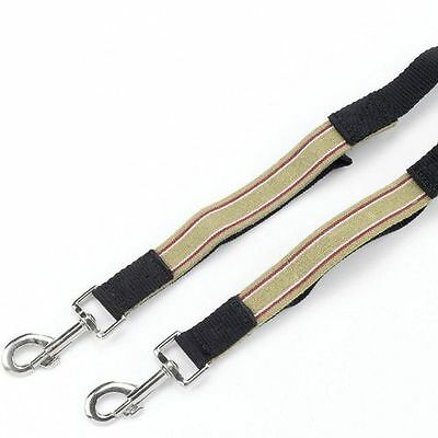Hy Elasticated Side Reins Pair - Training Aid & Lunging Aid for Horses