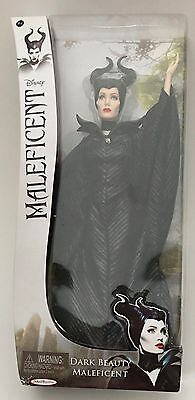 Jakks Pacific Disney Maleficent Dark Beauty Angelina Jolie Movie Doll NRFB