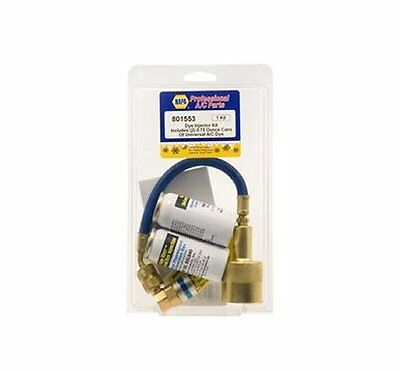 Universal Clean Shot A/C Dye Injector Kit for R12 & R134a Leak detection, USA