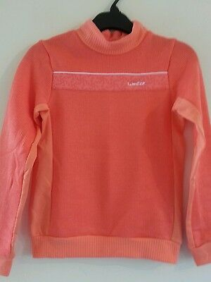 NEW - Age 9-10 Jumper / Sweater from WED'Z (decathlon)