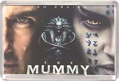 The Mummy Tom Cruise Russell Crowe Movie poster Fridge Magnet Keyring New