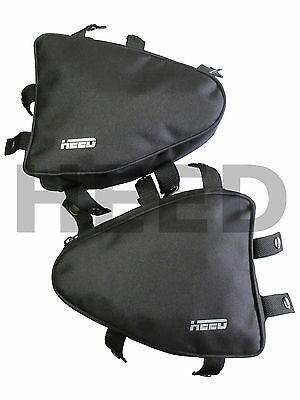 Bags panniers luggage for HEED crash bars BMW R 1200 GS Adventure (06-12)