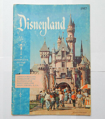 A Complete Guide to Disneyland (1957)