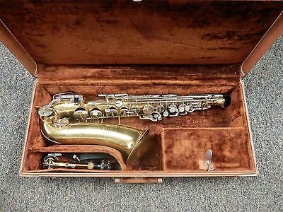 Bundy Selmar Alto Saxophone in Hard Case