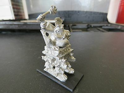 Games Workshop Warmaster Lizardmen Slann on Palaquin 1 figures A