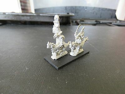 Games Workshop Warmaster Lizardmen Charaters 14 figures