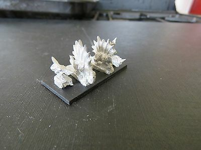 Games Workshop Warmaster Lizardmen Salamander Hunting 4 figures C