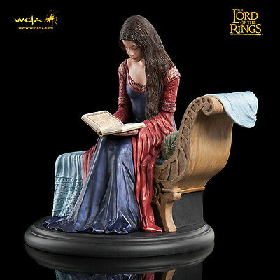 WETA Lord of the Rings Arwen Miniature Statue Figure Tolkien SEALED NEW