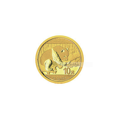 1 g 2016 Chinese Panda Gold Coin