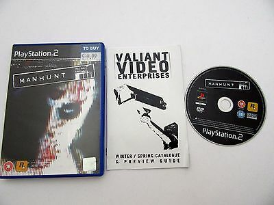Manhunt PS 2 Playstation 2 Game  PAL Complete