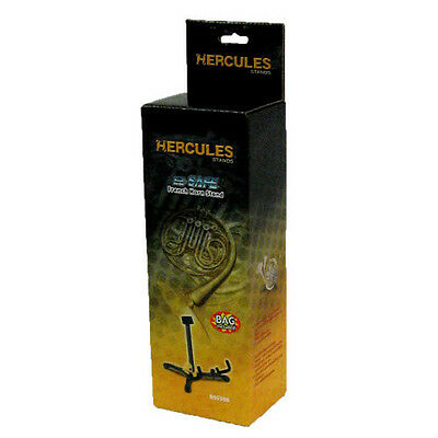 Hercules DS550BB French Horn Stand W/Bag