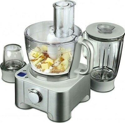 superb kenwood libra multi pro food processor and accessories RRP £249.