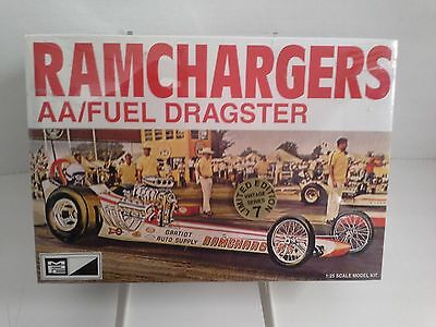 MPC Ramchargers AA/Fuel Dragster # 30108  - 1:25 Scale- SEALED
