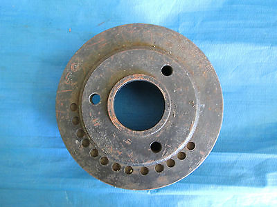 1963-1965 Ford Fairlane Crankshaft Pulley Triple Sheave 221 260 289 CID