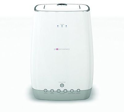 Project Nursery Smart Sight and Sound Projector With Bluetooth - White