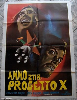 lotto 20 manifesti 2-4 sheets scifi horror ALIEN STARMAN F4 MURDEROCK Craven IT