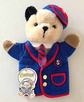 Little Cousin Scampi Rare Hand Puppet Tagged Sooty Show Patsy B Matthew Corbett