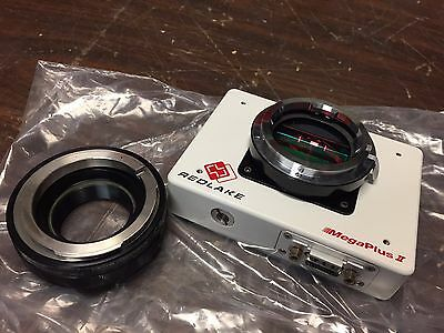 RedLake digital camera, model MegaPlus II, ES11000 w/ Topcon TM MD2 Adapter.