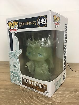 Funko POP! Twilight Ringwraith #449 Hot Topic Exclusive Lord Of The Rings