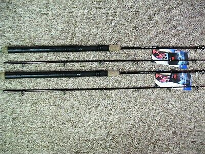 2Pk Tony Roach 8'0 Medium 2Pc Downrigger Rods Wmtrwd80C2 Salmon Walleye