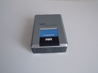 Linksys analog telephone adapter SPA10CT (1 PORT FXS )