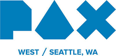 PAX West 2017 Set of 3-Day Badges Pass Tickets (Fri/Sat/Sun)