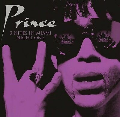 Prince - 3 Nights In Miami Night One 180 Gram Double Vinyl LP Brand New & Sealed