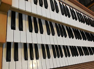 Rodgers Organ TRIPLE MANUAL KEYBOARD for your Digital MIDI or Expansion Project!