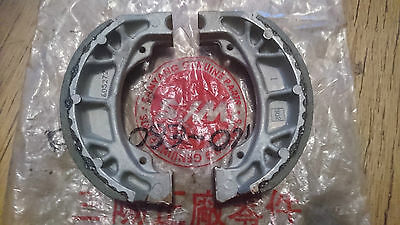 Sym Scooter Rear Brake Shoes New Old Stock 45120-E60-000 Jet Red Devil Fiddle
