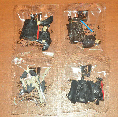 Ultra Rare Cereal Premium Mexican Figures Special Figures Star Wars Tinykins