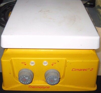 Thermolyne SP46925 Cimarec 2 Magetic Stirrer and Hot Plate
