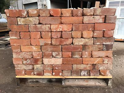 Red Bricks Recycled Price Per 1000. Delivery Available. Paving / Feature Wall