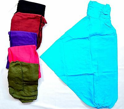 Wholesale  India Cotton Yoga Harem Gypsy Dancing Pants Assorted : Set Of 2