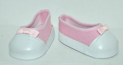 American Girl Doll Our Generation Doll 18 Inch Dolls Clothes Shoes Pink Slip ons